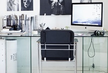 INTERIORS - office / Office, workspace
