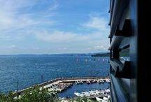 Lago di Garda / #lagodigarda #lakegarda #gardasee | http://bit.ly/ldgarda