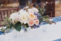 Flowers and decor