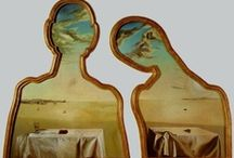 Dalí vs Frida / ''La existencia de la realidad es la cosa más misteriosa, más sublime y más surrealista que se dé''