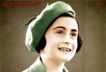 Anne Frank y familia