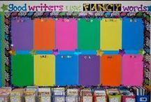 School / Kindy Classroom Ideas