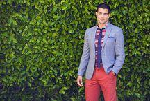 Man Swag / Men's Fashion by Jesse Metcalfe