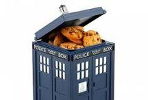 Doctor Who / Artículos de la serie de televisión de la BBC 'Doctor Who'.