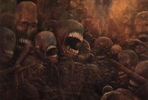 Zdislaw Beksinski / Arts of my favorite artist.