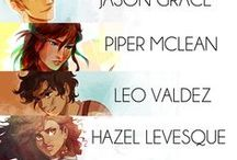 Heroes of Olympus / Percy Jackson and Olympians