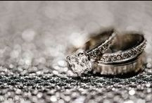 Engagement / Wedding Rings / We love the sparkle from a magnificent engagement ring