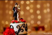 Wedding cakes / Yummy, delicious wedding cakes.