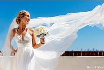 Bridal Portraits / Gorgeous of the bride on her wedding day