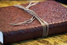 Wedding albums / The final finished product - a beautiful heirloom wedding album.