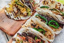 Texmex food recipes / Enchiladas, burritos, fajitas and more texmex recipes! My guilty pleasure :X