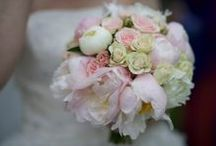 ♡t h e  b o u q u e t♡ / i have a passion for peonies in bridal bouquets <3