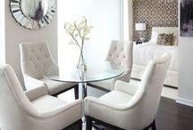 Dining Room / Dining room table, dining room inspiration