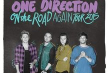 1D! / I like One Direction I even went to their on the road again concert!