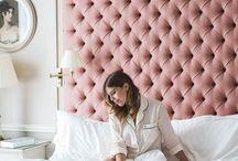 Mood Board : Pink Bedroom
