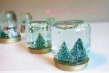 Christmas / Christmas decorations, recipes, and tradition ideas! / by Shannah @ Just Us Four