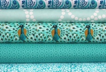 Gorgeous fabrics / Beautiful fabrics that we have spotted whilst browsing the net. / by Sewing Directory