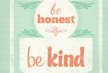 quotes / by Jennifer Homesley
