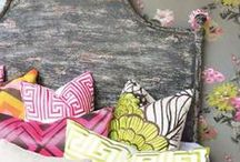 My Style / Home Decor, Colors I like and just things that make me smile.  / by Sarah Shaddy Schmitz