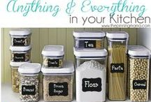 Organizing the Home / Organization solutions for your house.  / by Shannah @ Just Us Four
