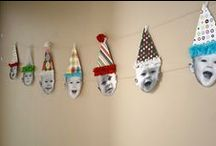 Kid's Birthday Party ideas / by Sara Burrows