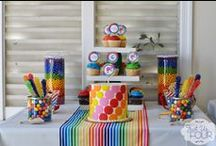 Birthday Party Ideas / Decorations, favors, recipes and ideas for Birthday parties! / by Shannah @ Just Us Four