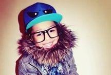 Kids & Hats / Babies, toddlers, children, kids... such cuties but even cuter when wearing hats!