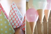 Shower and party ideas / by Heather Blackburn