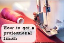 From The Sewing Directory / by Sewing Directory
