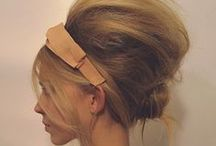 hair styles / by Katie Hilborn