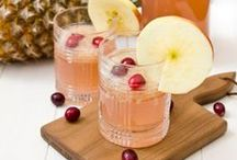 Let's Have a Drink / Delicious, refreshing and vibrant drink recipes. / by Shannah @ Just Us Four