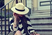 Straw Hats for Sunny Weather