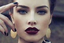 Hair // Beauty // Nails / by Natia Soph