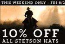 Hat Sales, Events, & Promos!