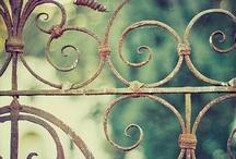 Garden Gates / by Gerry Mangos