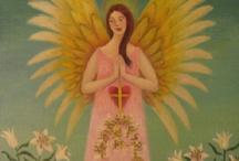 Angels & Cherubs / by Gerry Mangos