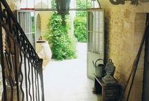 Stairways & Entrances / by Gerry Mangos