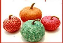Fall / Crafts, recipes, decorations and ideas for Fall! / by Shannah @ Just Us Four