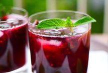 Food Envy // Lets enjoy a cocktail / by Ashley Howard Goltz