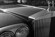 Rolls Royce Silver Shadow / by Hugo Heemskerk