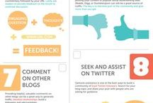 Tips for bloggers / CM / Blogging tips, social media, time management and organisation.