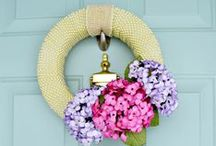 Spring / Refreshing decorating ideas for Spring! / by Shannah @ Just Us Four
