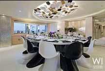 Yacht's Dining Room