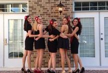 Kappa Kappa Gamma / Sorority Style! / by Caitie Switalski