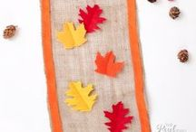 Thankgiving / Thanksgiving traditions, food and decorating ideas! / by Shannah @ Just Us Four