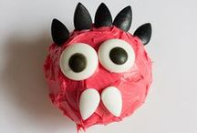 Halloween / Crafts, ideas, DIY, and food for Halloween! / by Shannah @ Just Us Four