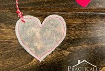 Valentine's Day / Crafts and recipes for a fabulous Valentine's Day! / by Shannah @ Just Us Four