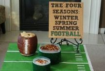 Let's Eat - Game Day / Recipes for the fans on game day! / by Shannah @ Just Us Four