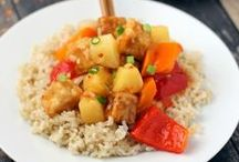 Let's Eat - Vegetarian / Fun and delicious recipes to serve your Vegetarian crowd! / by Shannah @ Just Us Four