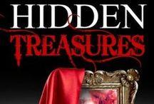 Hidden Treasures / Romantic Suspense written as Joni Sauer-Folger